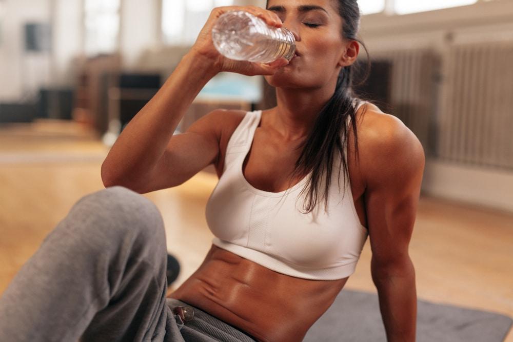 еда до тренировки для похудения