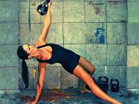 Упражнение недели: турецкий подъем