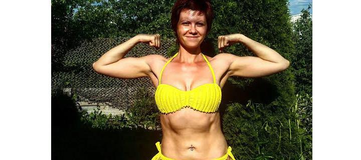 Бери пример! Анна Барышникова