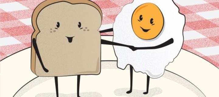 Фитнес-мифы: углеводы и жиры нельзя есть вместе