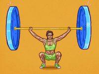 Силовые тренировки: как подобрать веса для девушек?