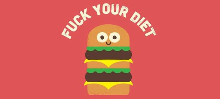 Почему многие бросают диету?
