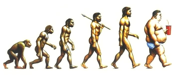 Почему человечество толстеет? 12 причин в графиках