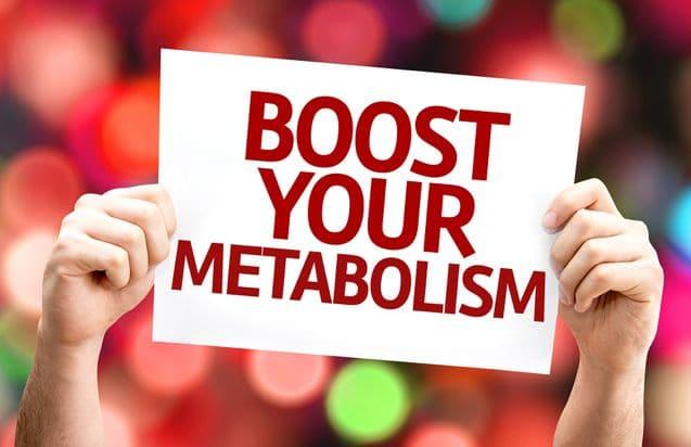 изменение скорости метаболизма