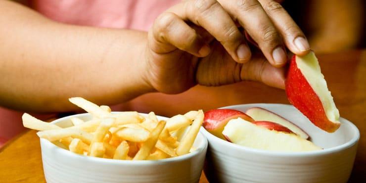 Фитнес-мифы: не все калории - одинаковые по качеству