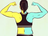 Стратегия новичка: сначала худеть или набирать мышцы?
