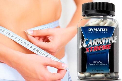 L-карнитин эффективен для похудения