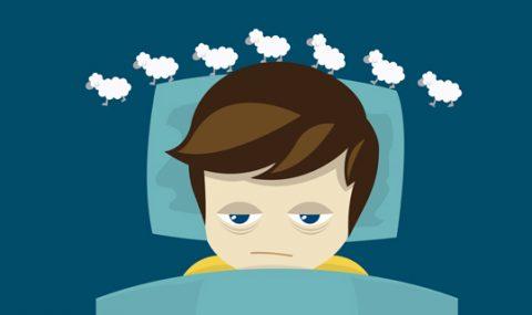 Как недостаток сна делает нас толще