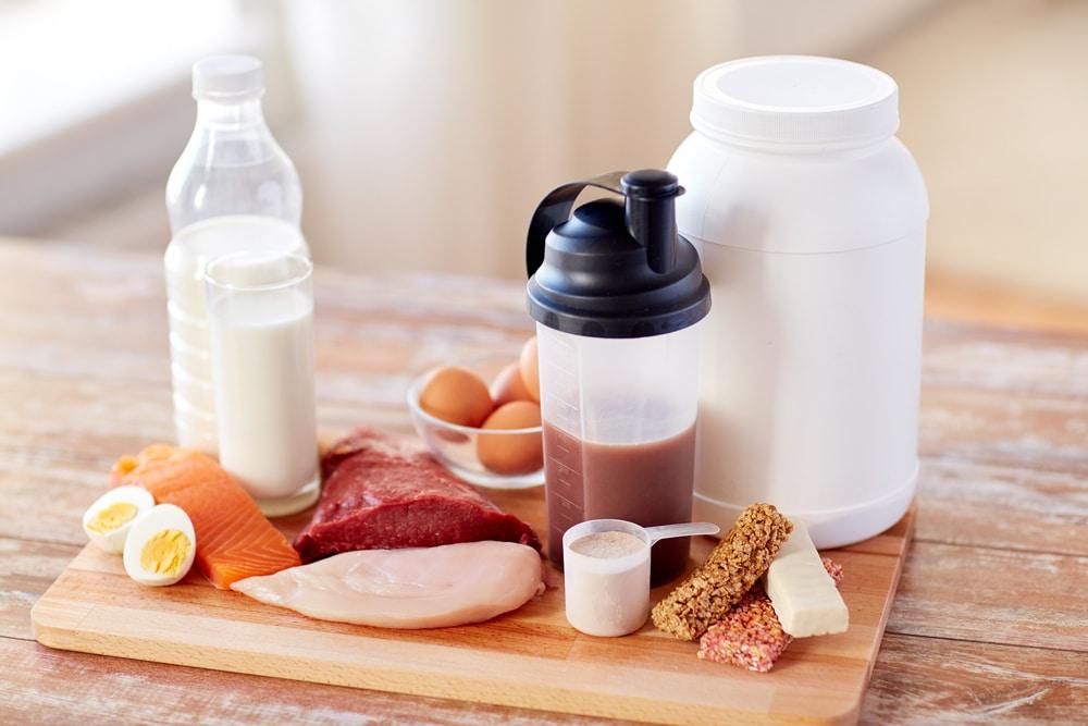 Белок и аминокислоты на диете
