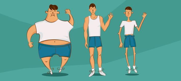 Насколько все индивидуально в тренировках и питании?