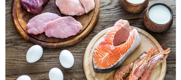 Сколько белка нужно есть в день?
