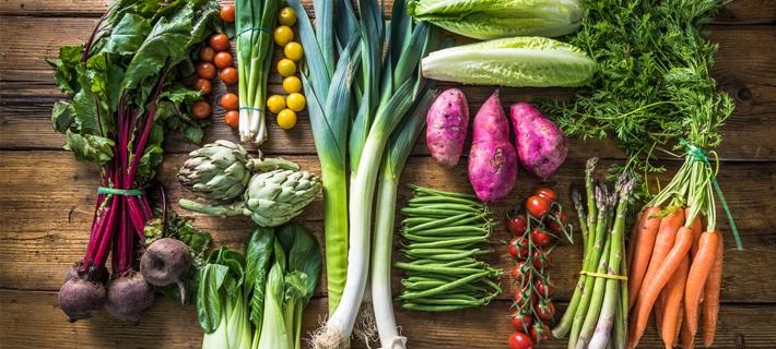 Как начать есть больше овощей?