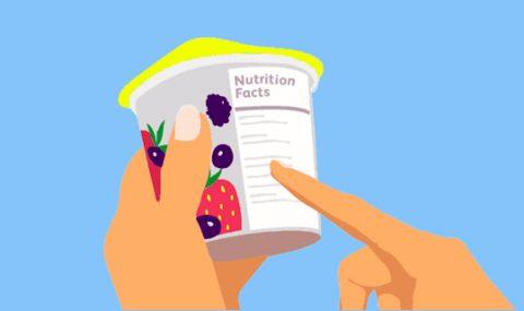 Как считать калории?