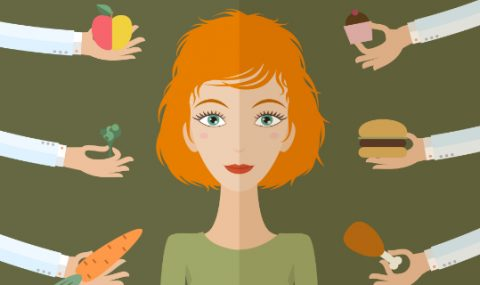 Выход из диеты и «разгон метаболизма»