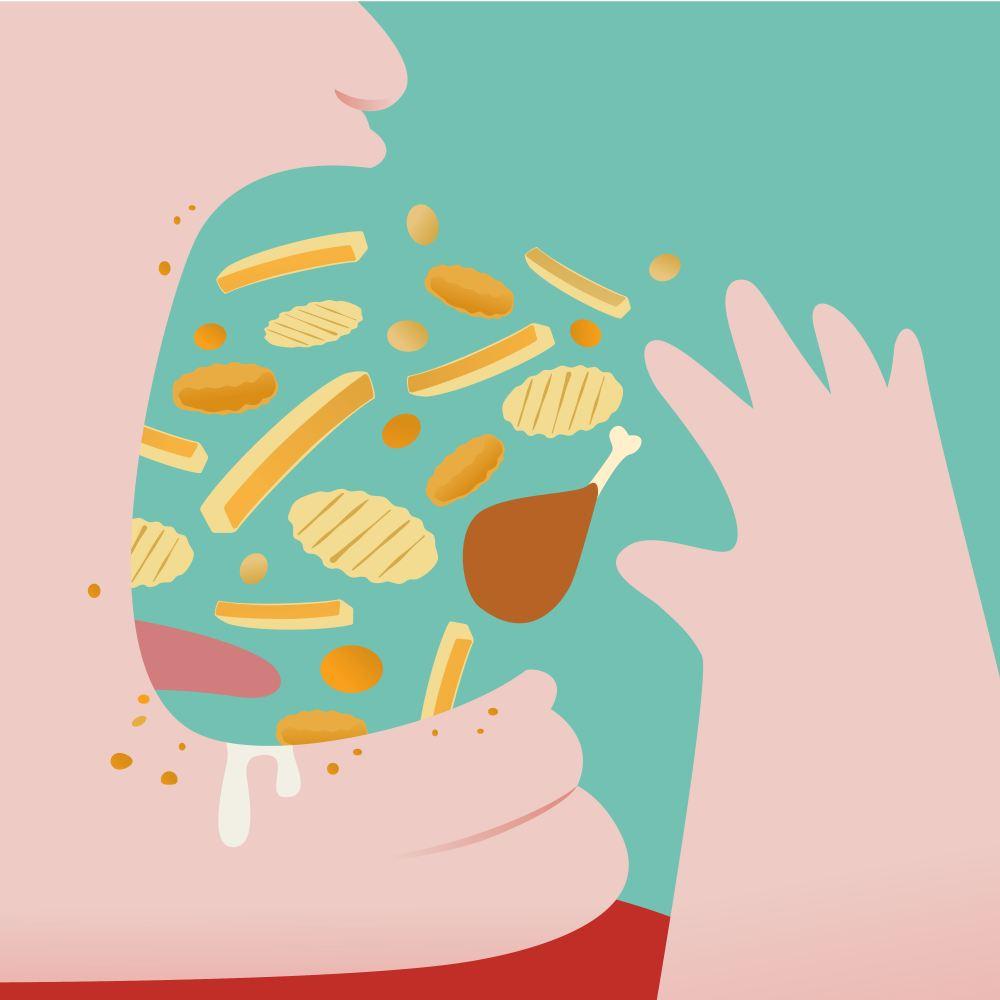 """Выход из диеты и """"разгон метаболизма"""""""