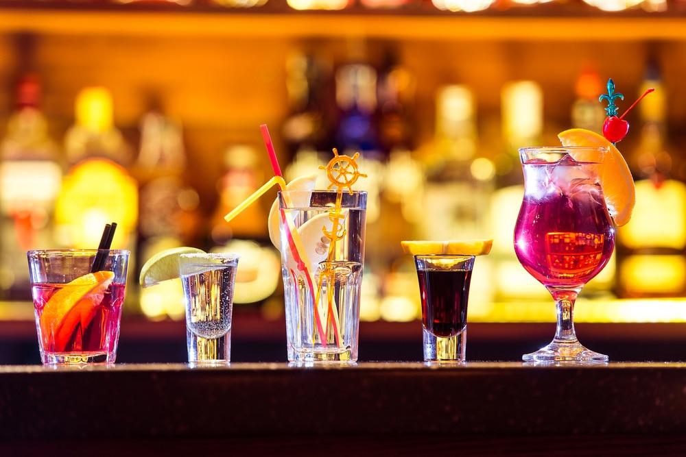 Влияние алкоголя на лишний вес